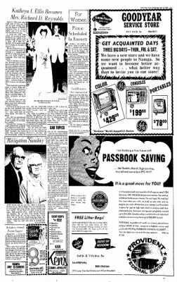 Idaho Free Press from Nampa, Idaho on July 12, 1967 · Page 11
