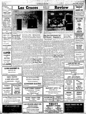 Las Cruces Sun-News from Las Cruces, New Mexico on June 25, 1951 · Page 2