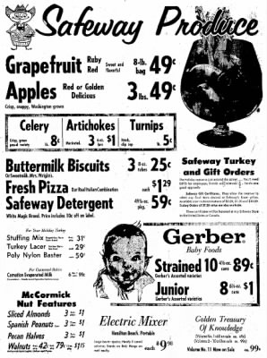 Greeley Daily Tribune from Greeley, Colorado on November 16, 1961 · Page 31
