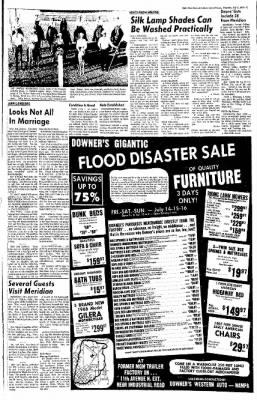 Idaho Free Press from Nampa, Idaho on July 13, 1967 · Page 17