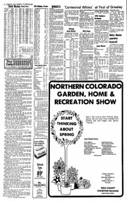 Greeley Daily Tribune from Greeley, Colorado on March 12, 1976 · Page 26