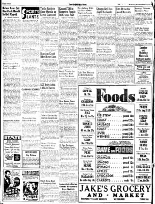 Las Cruces Sun-News from Las Cruces, New Mexico on February 14, 1945 · Page 4