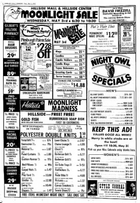 Greeley Daily Tribune from Greeley, Colorado on May 2, 1972 · Page 6