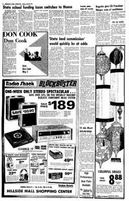 Greeley Daily Tribune from Greeley, Colorado on April 26, 1973 · Page 8