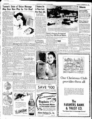 The Courier News from Blytheville, Arkansas on December 26, 1950 · Page 8