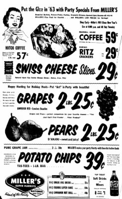 Greeley Daily Tribune from Greeley, Colorado on December 27, 1962 · Page 19