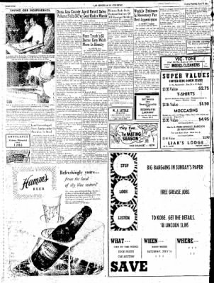 Las Cruces Sun-News from Las Cruces, New Mexico on July 6, 1951 · Page 2
