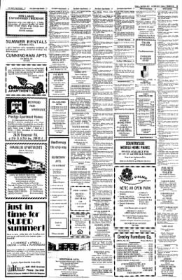 Greeley Daily Tribune from Greeley, Colorado on April 26, 1973 · Page 33