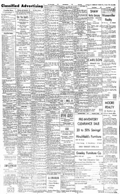 Greeley Daily Tribune from Greeley, Colorado on December 28, 1962 · Page 14