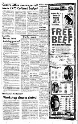 Idaho Free Press from Nampa, Idaho on February 20, 1975 · Page 18