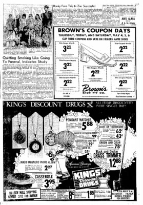 Greeley Daily Tribune from Greeley, Colorado on May 3, 1972 · Page 14
