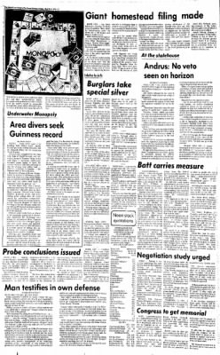 Idaho Free Press from Nampa, Idaho on March 12, 1976 · Page 2