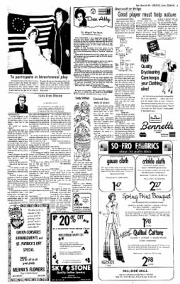 Greeley Daily Tribune from Greeley, Colorado on March 15, 1976 · Page 25