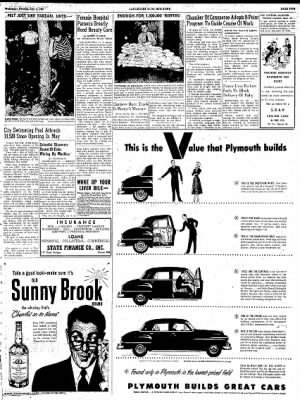 Las Cruces Sun-News from Las Cruces, New Mexico on July 11, 1951 · Page 5