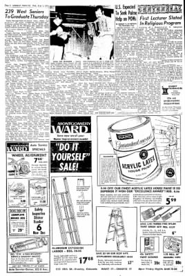 Greeley Daily Tribune from Greeley, Colorado on June 3, 1970 · Page 8