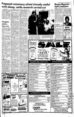 Idaho Free Press from Nampa, Idaho on February 21, 1975 · Page 9