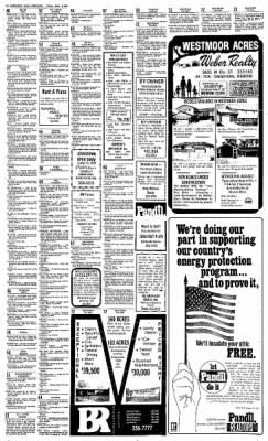 Greeley Daily Tribune from Greeley, Colorado on June 9, 1977 · Page 44