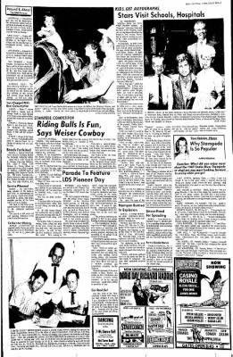 Idaho Free Press from Nampa, Idaho on July 21, 1967 · Page 3