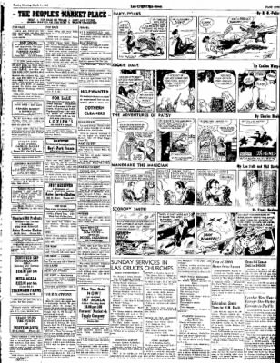 Las Cruces Sun-News from Las Cruces, New Mexico on March 11, 1945 · Page 5