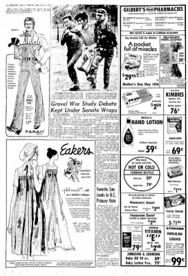 Greeley Daily Tribune from Greeley, Colorado on May 3, 1972 · Page 43
