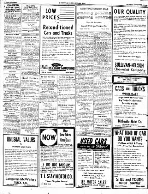 The Courier News from Blytheville, Arkansas on November 3, 1949 · Page 18