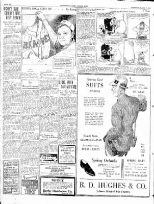 The Courier News from Blytheville, Arkansas on March 7, 1935 · Page 6