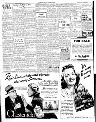 The Courier News from Blytheville, Arkansas on December 4, 1940 · Page 8