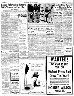 The Courier News from Blytheville, Arkansas on May 24, 1950 · Page 10