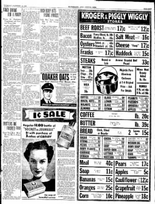 The Courier News from Blytheville, Arkansas on November 11, 1937 · Page 9