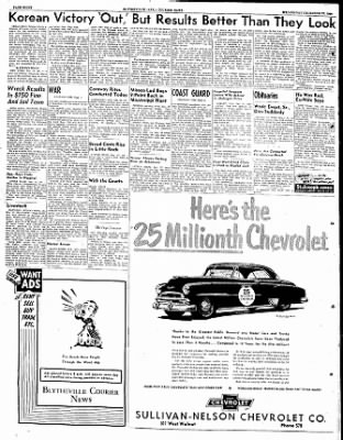 The Courier News from Blytheville, Arkansas on December 27, 1950 · Page 8
