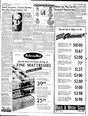 The Courier News from Blytheville, Arkansas on December 28, 1950 · Page 2