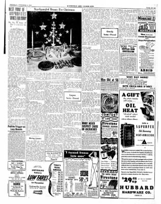 The Courier News from Blytheville, Arkansas on December 5, 1940 · Page 7