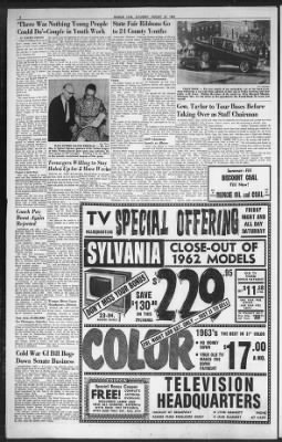 The Star Press from Muncie, Indiana on August 25, 1962 · Page 8