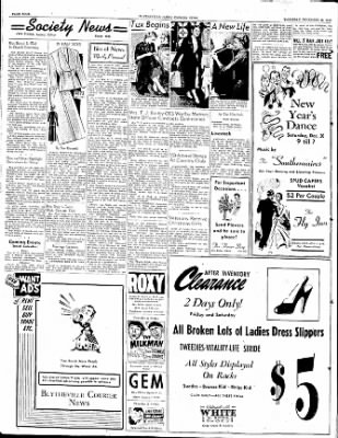 The Courier News from Blytheville, Arkansas on December 28, 1950 · Page 4