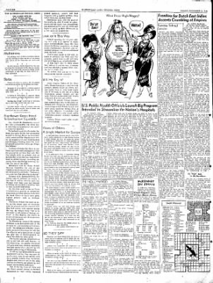 The Courier News from Blytheville, Arkansas on November 4, 1949 · Page 6