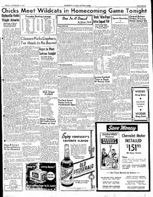 The Courier News from Blytheville, Arkansas on November 4, 1949 · Page 7