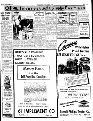 The Courier News from Blytheville, Arkansas on November 4, 1949 · Page 9