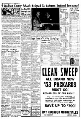 Anderson Herald from Anderson, Indiana on January 5, 1954 · Page 8