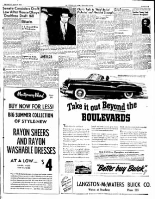 The Courier News from Blytheville, Arkansas on May 25, 1950 · Page 9