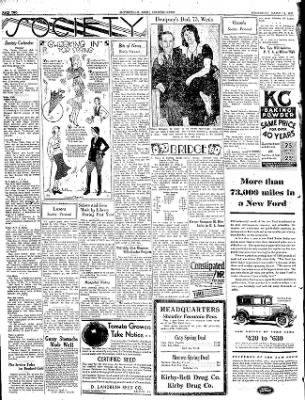 The Courier News from Blytheville, Arkansas on March 11, 1931 · Page 2
