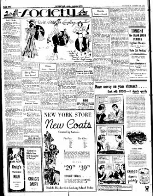 The Courier News from Blytheville, Arkansas on October 25, 1933 · Page 2