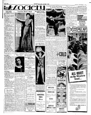 The Courier News from Blytheville, Arkansas on December 9, 1940 · Page 2