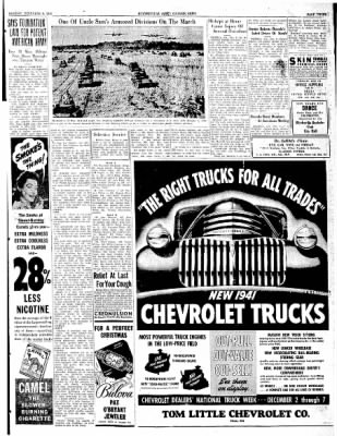 The Courier News from Blytheville, Arkansas on December 9, 1940 · Page 3