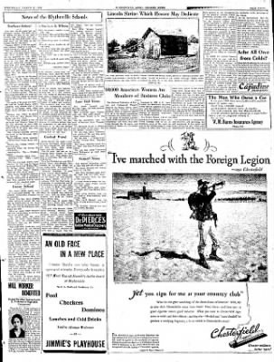 The Courier News from Blytheville, Arkansas on March 11, 1931 · Page 3
