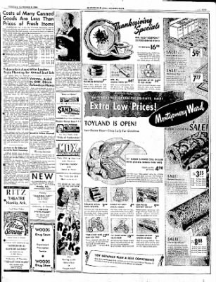 The Courier News from Blytheville, Arkansas on November 8, 1949 · Page 5