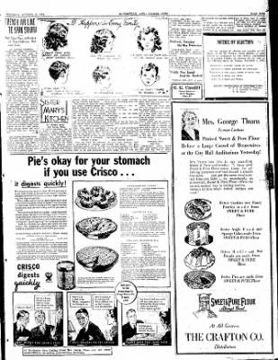 The Courier News from Blytheville, Arkansas on October 26, 1933 · Page 9