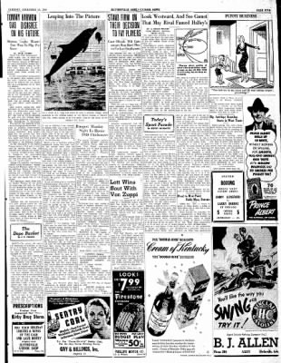 The Courier News from Blytheville, Arkansas on December 10, 1940 · Page 5