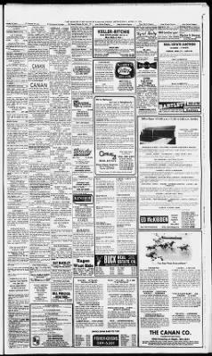 muncie evening press from muncie indiana on april 21 1976 page 31 rh thestarpress newspapers com