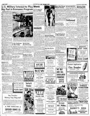 The Courier News from Blytheville, Arkansas on May 27, 1950 · Page 8