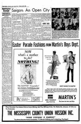 The Courier News from Blytheville, Arkansas on April 9, 1968 · Page 14